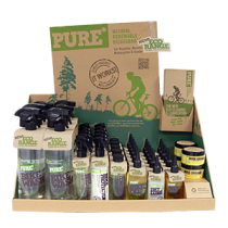 PURE Stock Pack for Shop Merchandiser Display