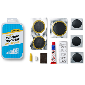 Cure-C-Cure Puncture Repair Kit for Motorcycles thumbnail