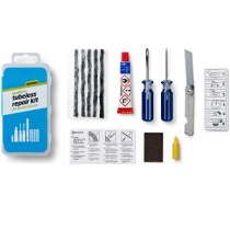 Tubeless Repair Kit for External Use