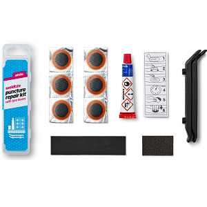 Airtite Puncture Repair Kit with Tyre Levers thumbnail
