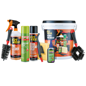 Dirtwash Cleaning Buckets - Ultimate Bike Care Kit thumbnail