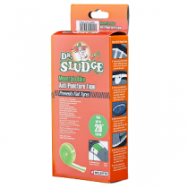 Dr Sludge Anti Puncture Tape - Green (29er)