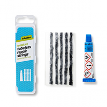 Tubeless Repair Strings with rubber solution (5)