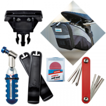 Weldtite Wedge Bag Repair + Inflator Kit + Multitool