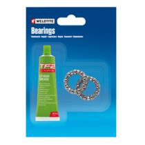 "7/32"" Ball Bearings & Grease (24 balls)"